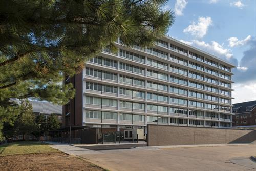 University of Arkansas Hotz Hall