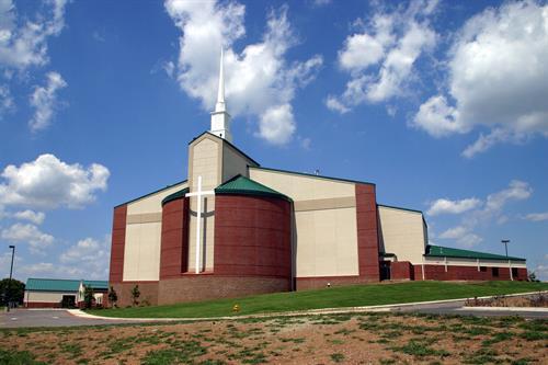First Baptist Church - Siloam Springs