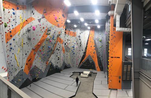 Climb Bentonville