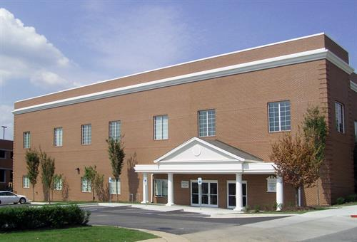 Central United Methodist Student Ministries Building