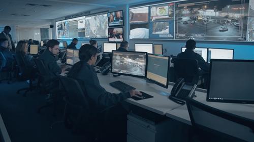 Brosnan Command Center