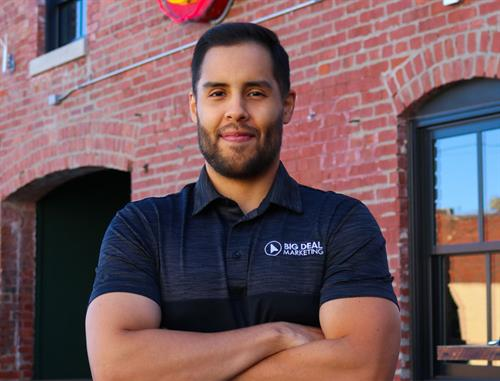 Kevin Canas - Director of Marketing