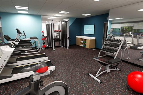 avid Hotel Gym