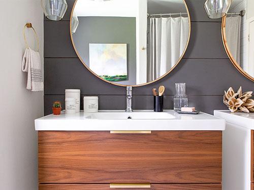 Houston Virtual Interior Design Bathroom Remodel