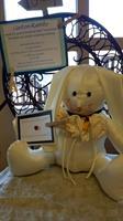 Custom-Made Rabbit Figure