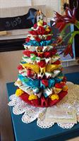 Fabric Tree by Kathy from Seasonal Designs