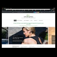Infinite.Clothing (B2C shopping website)