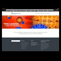 PDSBioTech.com (B2C cancer-research website)