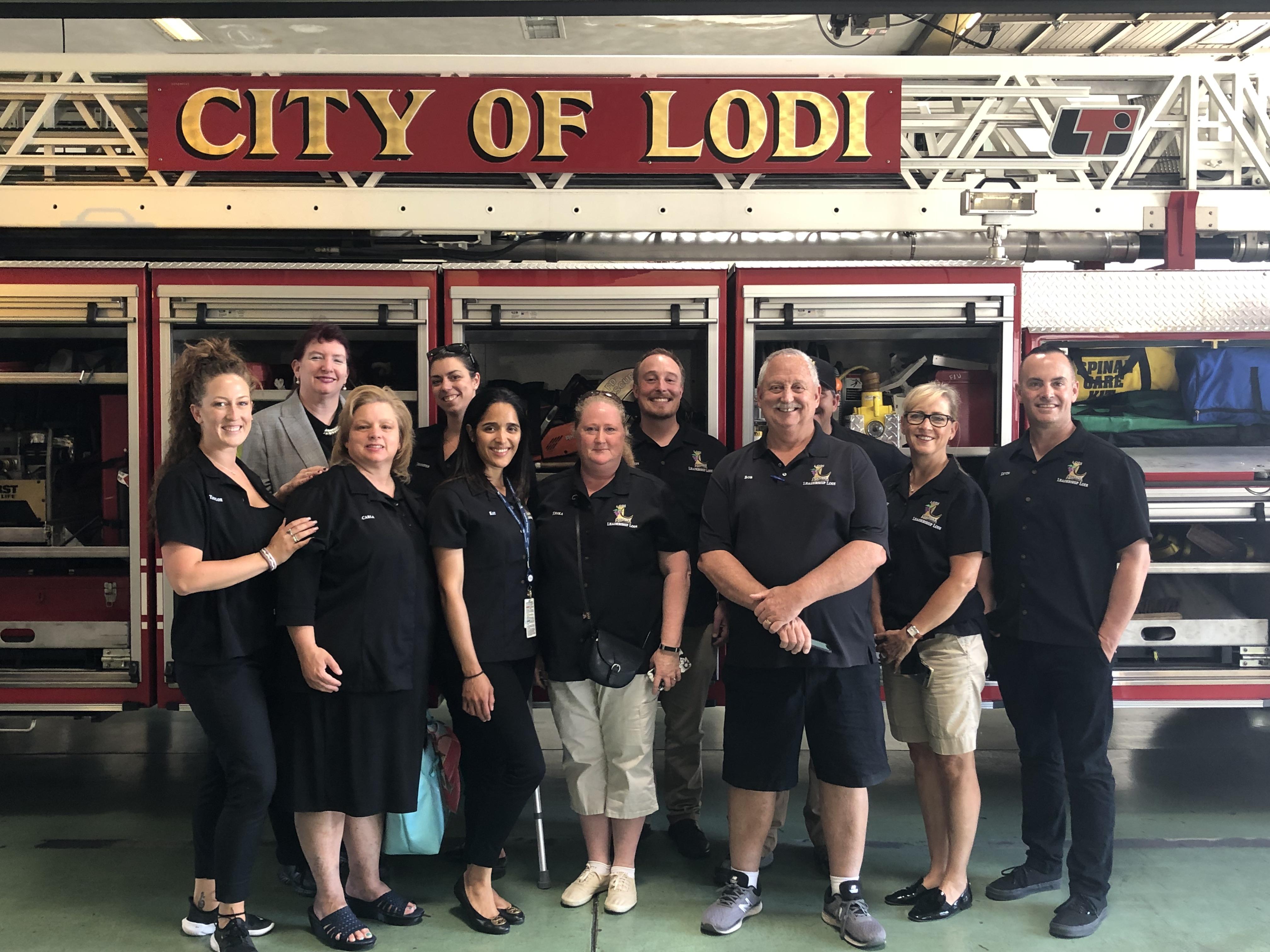 Leadership Lodi: Health & Safety in Lodi