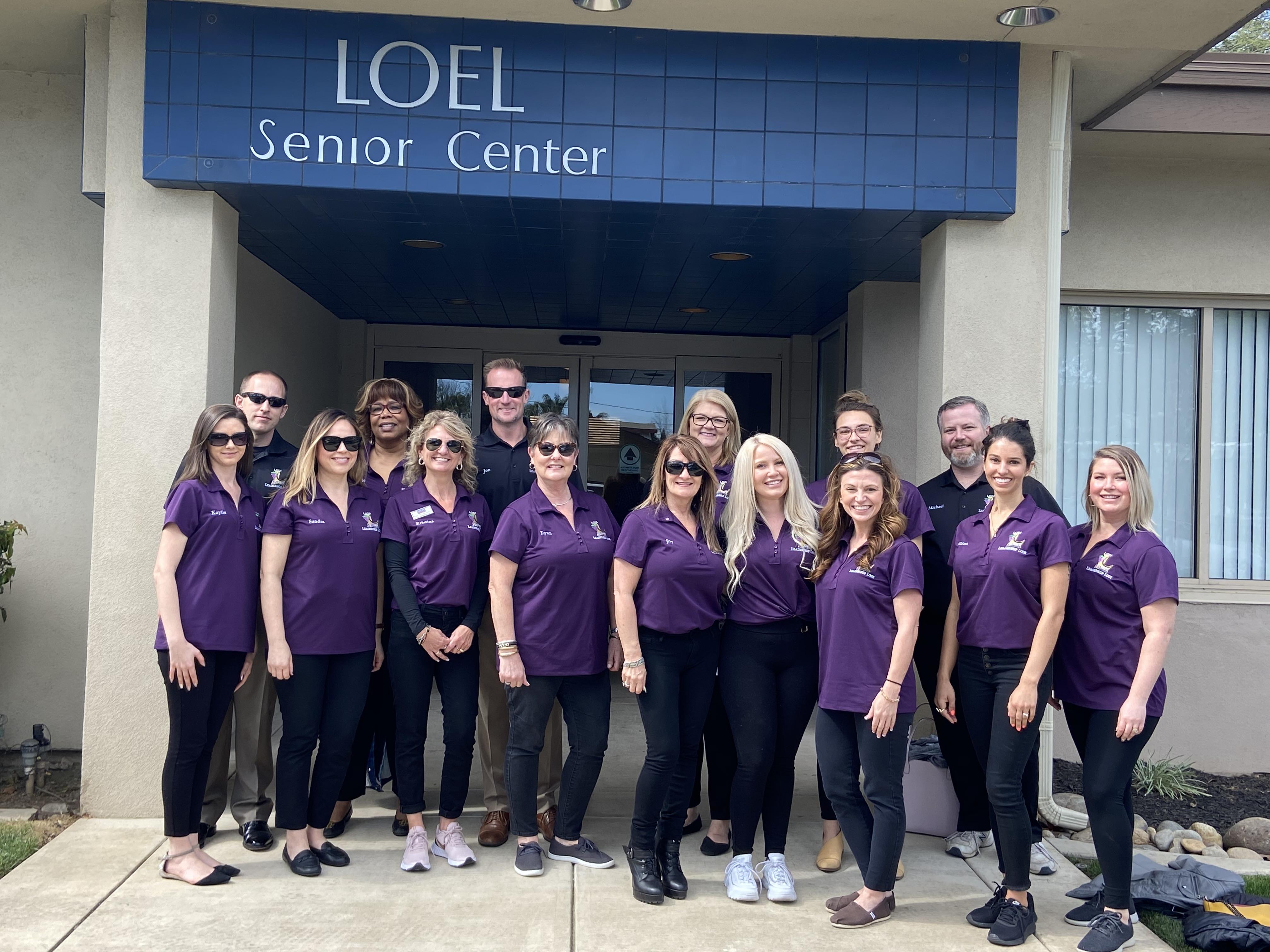 Non-Profit Day at Leadership Lodi