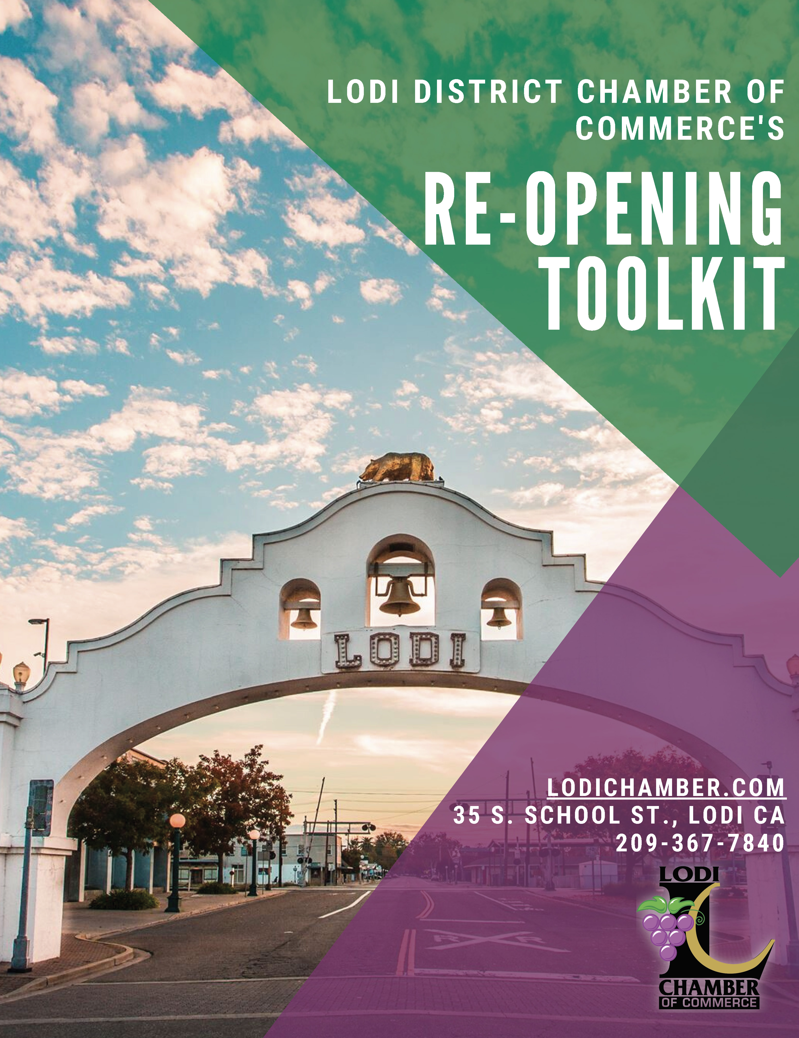 Re-Opening Toolkits