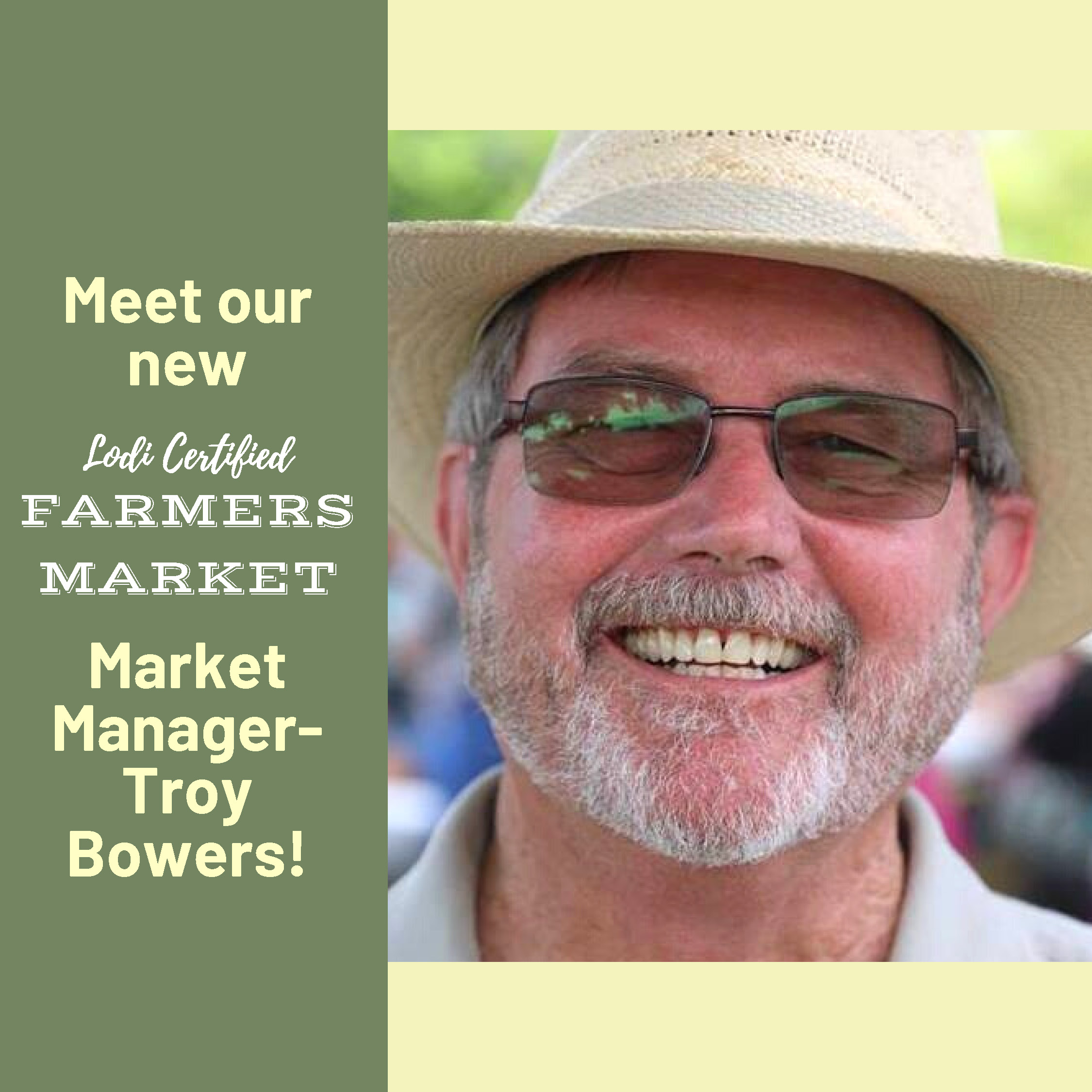 Meet Troy Bowers- our new FM Manager
