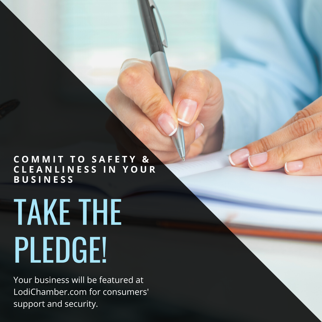 Safety & Cleanliness Pledge