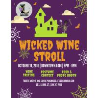 Wicked Wine Stroll 2019