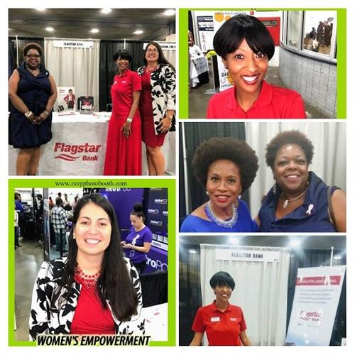 Flagstar Bank 2018 Womens Empowerment Expo