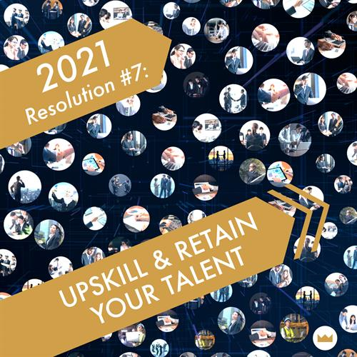Thinking of hiring new talent for new jobs? Consider reskilling your current workforce.