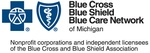 Blue Cross Blue Shield of Michigan.