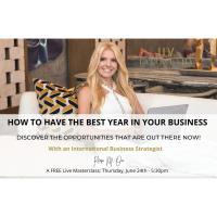 亲自讲习班:如何在你的生意上有最好的一年
