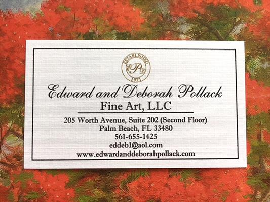 Edward and Deborah Pollack Fine Art LLC