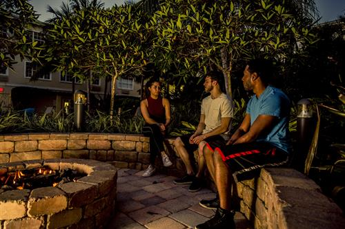 Futures of Palm Beach Fire Pit