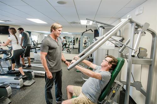 Futures of Palm Beach Fitness Center