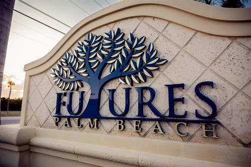 Futures of Palm Beach Entrance