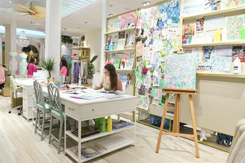 Print artist in residence