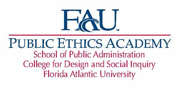 Florida Atlantic University The Leroy Collins Public Ethics Academy Government Ethics Center Non Profit Organizations Content Palm Beach Chamber Of Commerce