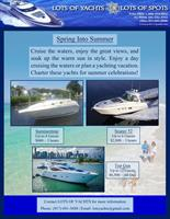 Lots of Yachts/Lots of Spots - West Palm Beach