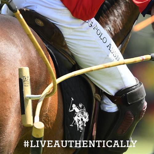 U.S. Polo Assn.'s Brand Motto: Live Authentically #LiveAuthentically