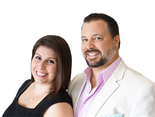 Roger and Taryn Pisaneschi