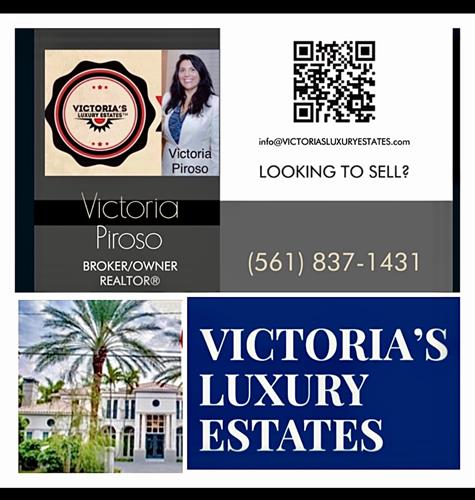 Victoria's Luxury Estates real estate office