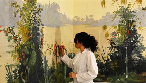 Conservation of Murals