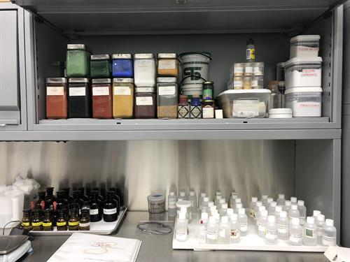 Nanotechnology, Aqueous solutions, Solvents and Pigments for Art Conservation