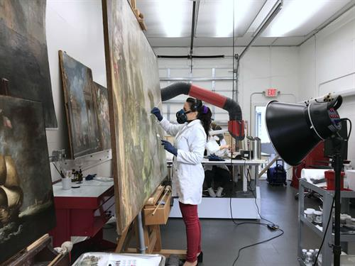 Fine Art Conservation