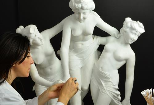 Sculptures Conservation