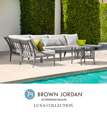 Brown Jordan Luna Collection