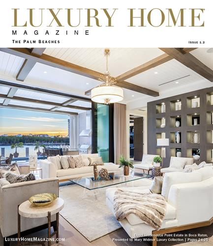 Luxury Home Magazine | The Palm Beaches - Issue 1.2