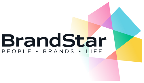 BrandStar logo