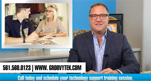 Matt Munro co-founder of GroovyTek - Technology Consults and electronic device specialists