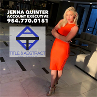 FREE COMMERCIAL CLOSING CLASS FOR PALM BEACH COUNTY, FL REALTORS HOSTED BY JENNA QUINTER +  TITLE & ABSTRACT AGENCY OF AMERICA INC
