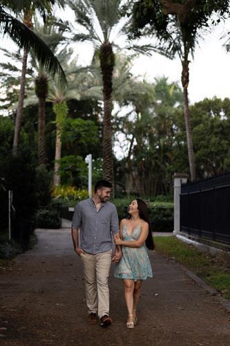 Palm Beach Island Engagement Session