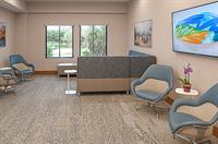 The Symphony Client Lounge