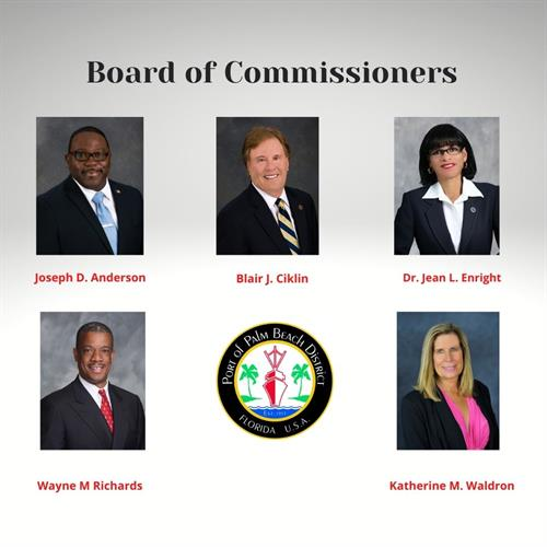 Port of Palm Beach District Board of Commissioners