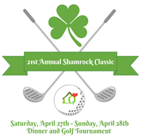 21st Annual Shamrock Classic Dinner & Golf Tournament Benefiting Quantum House