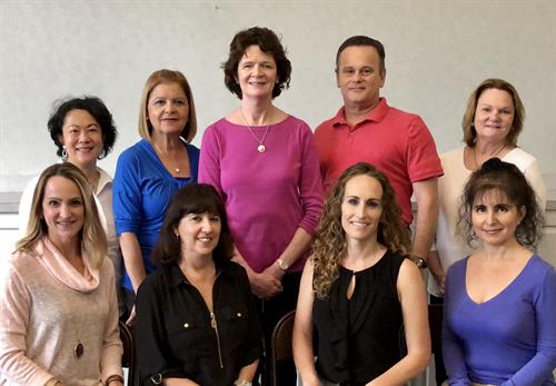 RCCA Therapy Staff