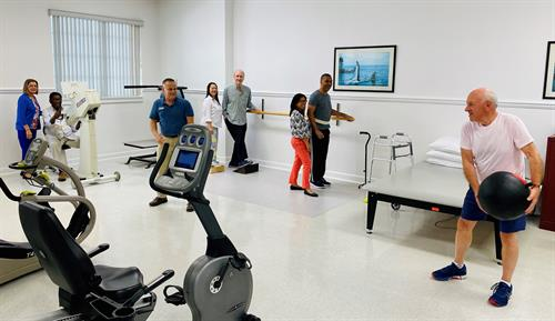 Physical Therapy Department
