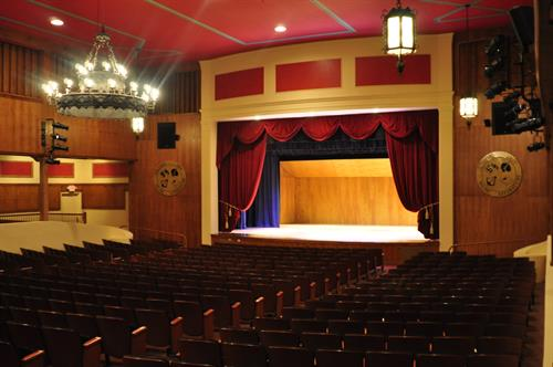 Gubelmann Auditorium