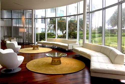 Condominium Lobby Renovation, Miami FL
