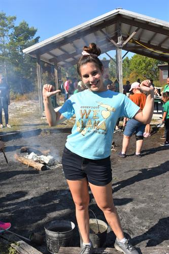 At our annual We Heart Welaka event, girls get to spend a day at camp enojying all the things we love about Camp Welaka.
